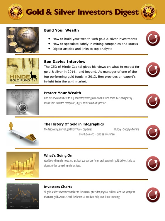 Gold & Silver Investors Digest