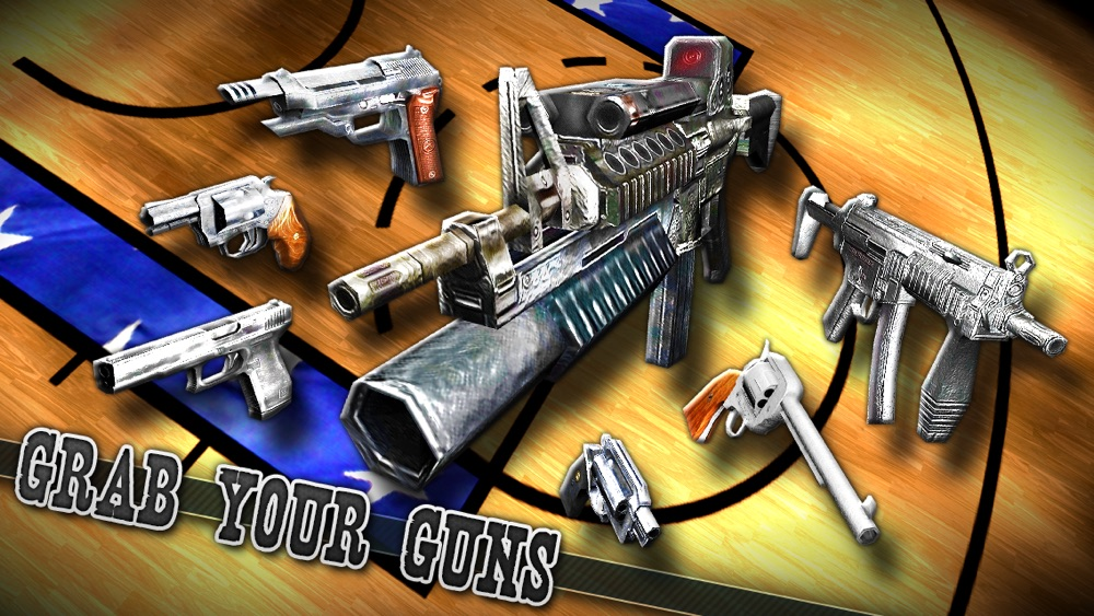 American Basketball: Guns & Balls hack tool