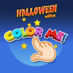Color Me !!! Halloween Edition