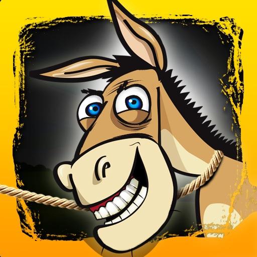 Pull The Donkey Eeyore
