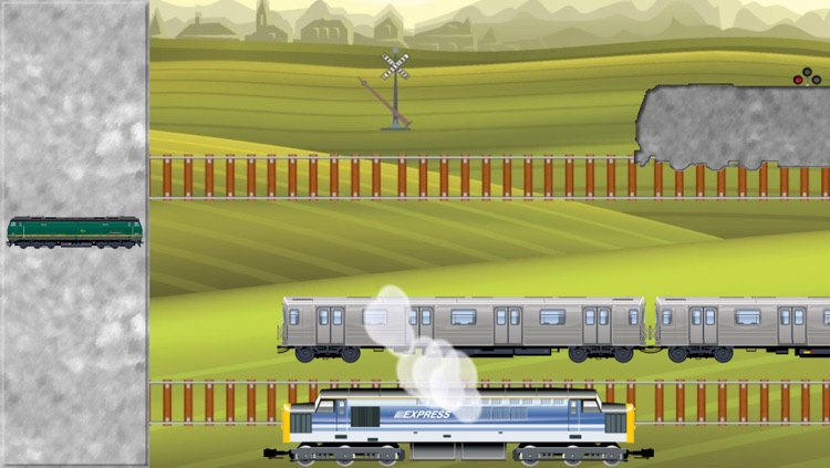 Toy Train Puzzles for Toddlers and Kids ! screenshot-3