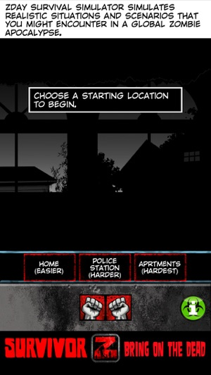zday survival simulator on the app store