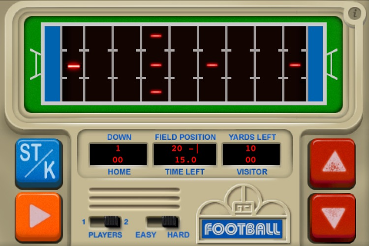 LED Football screenshot-1