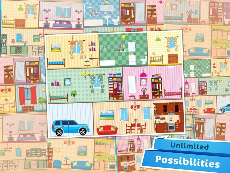 Home Design 2D - Become a House Interior Decorator Pro screenshot-4