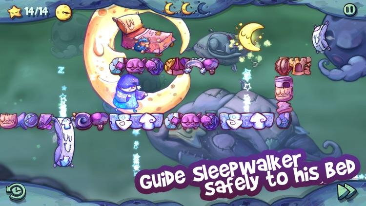 Sleepwalker's Journey FREE screenshot-3