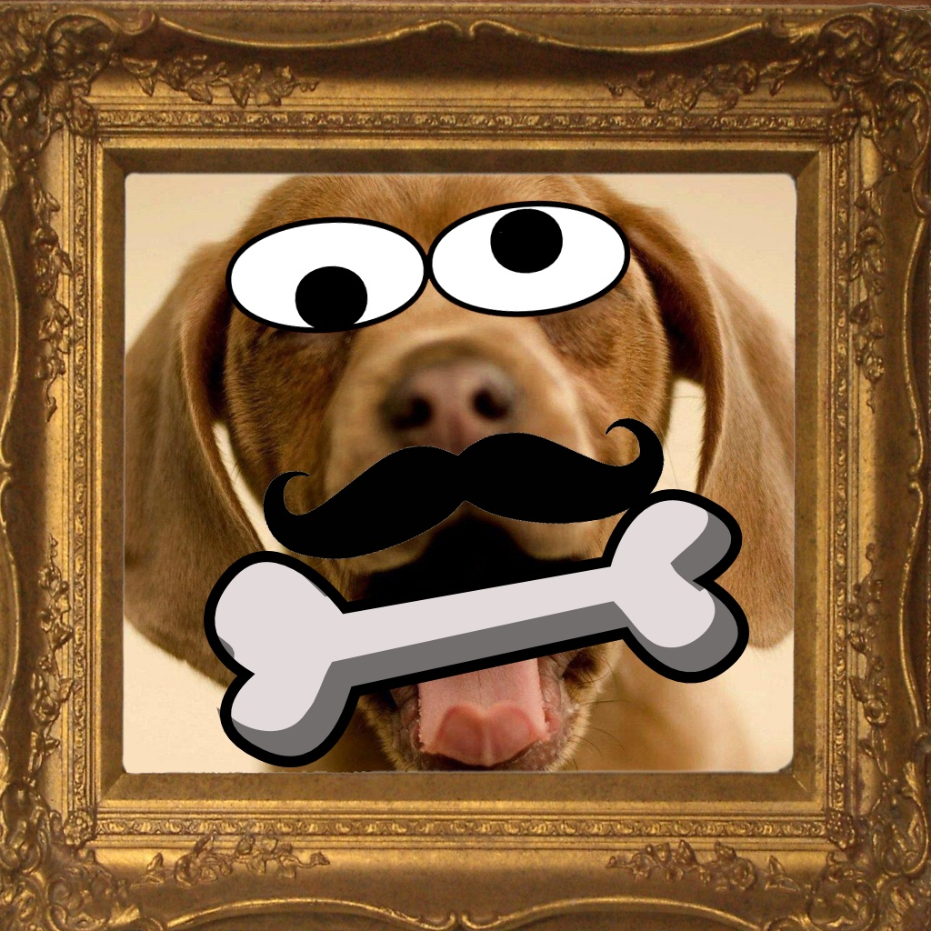 Dog Pic Booth Free