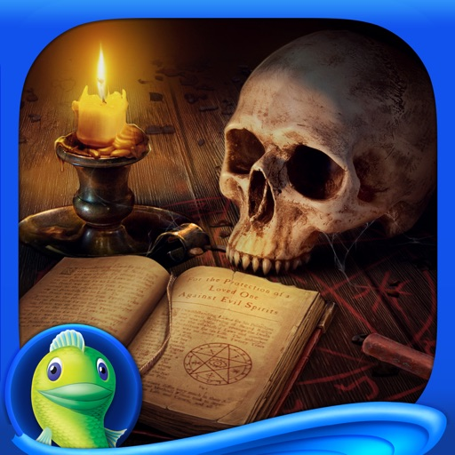 Cursed Fates: The Headless Horseman HD - A Hidden Objects Adventure icon