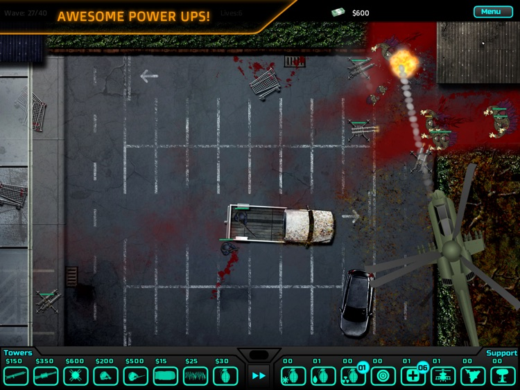 SAS: Zombie Assault TD HD screenshot-4