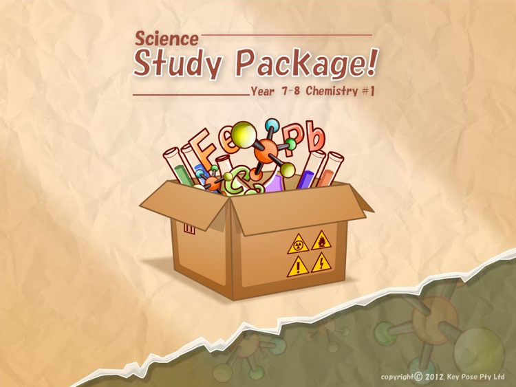 Study Package Chemistry