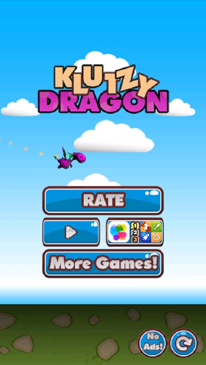 Klutzy Dragon - Tap to Train Your Dragon