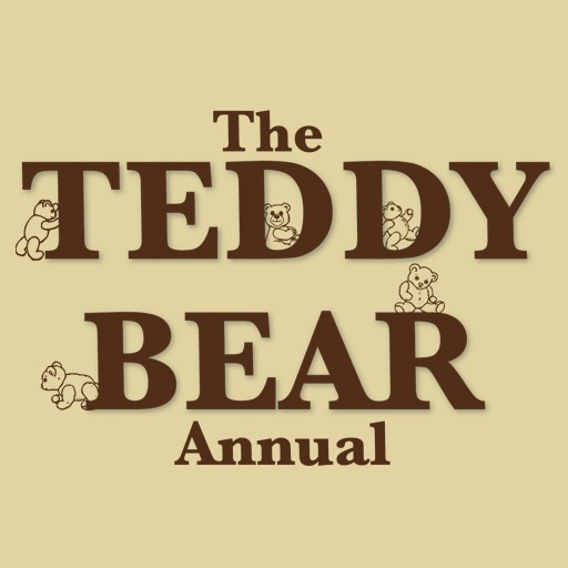 The Teddy Bear Annual Magazine icon