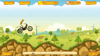 Screenshot #2 pour Moto Race Free