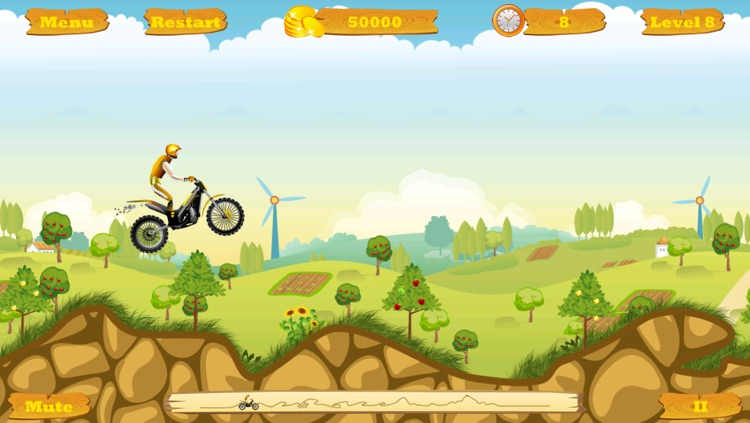 Moto Race Free screenshot-1