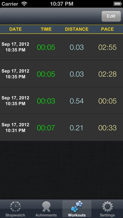 Run Watch screenshot-3