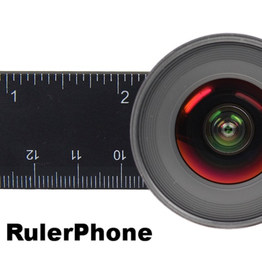 RulerPhone Free - Photo Measuring