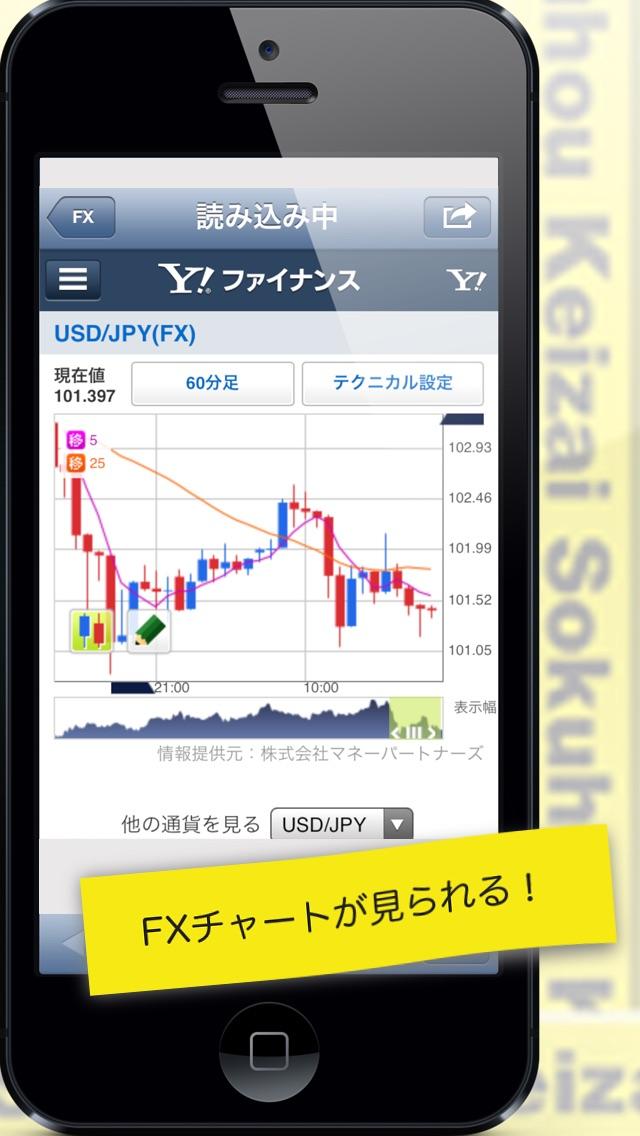 速報経済スクリーンショット2