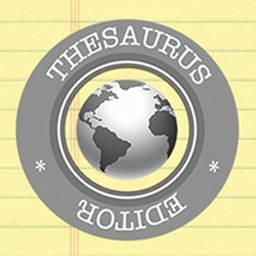 Thesaurus Editor