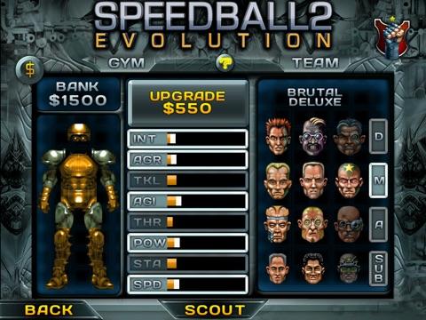 Скачать игру Speedball 2 Evolution