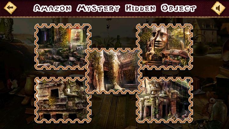 Amazon Mystery Hidden Objects