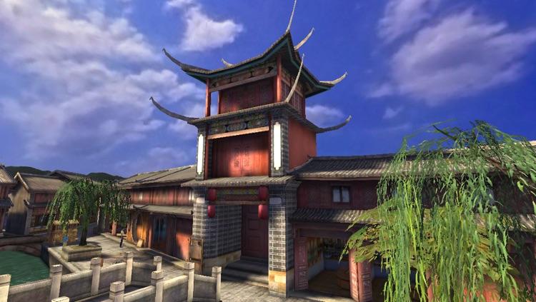 3D Lijiang