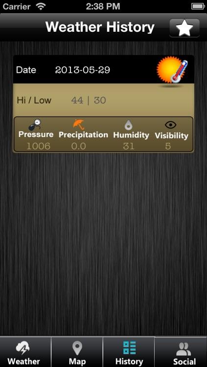 Weather Finder screenshot-4
