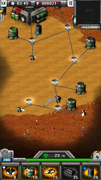 BioDefense: Zombie Outbreak screenshot-1