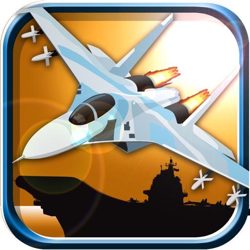 Aircraft Carrier - Emergency Fighter Jet Landing Game 2