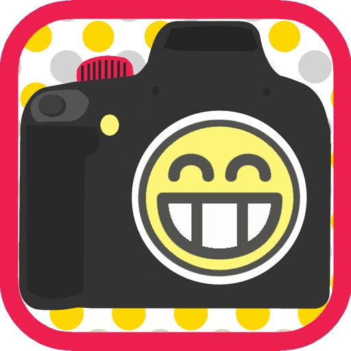 SmileyGram - Photo Edit with Emoticons, Frames, and Fonts