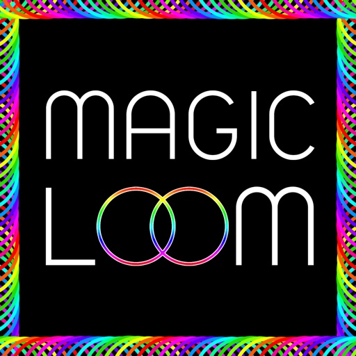 Magic Loom Rainbow Draw