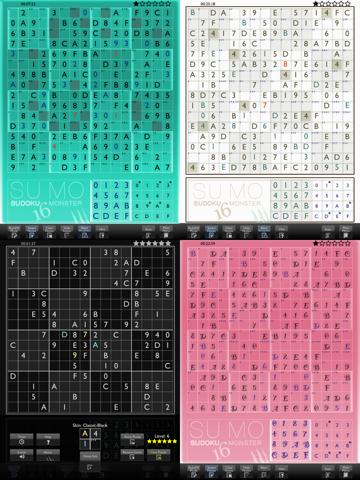 Sudoku 16 Monsterのおすすめ画像4