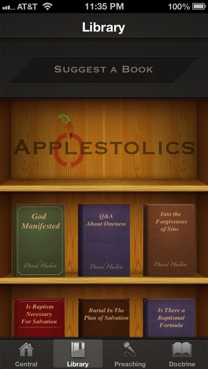 Applestolic Central screenshot-3