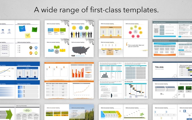 templates for powerpoint pro on the mac app store