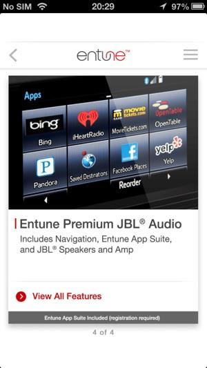 entune audio simulator on the app store. Black Bedroom Furniture Sets. Home Design Ideas