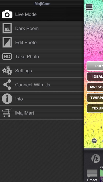 iMajiCam — Realtime video effects screenshot-4
