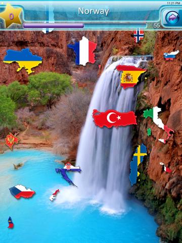 ジオワールドデラックス-子供のための発音がある地理知識のおすすめ画像3