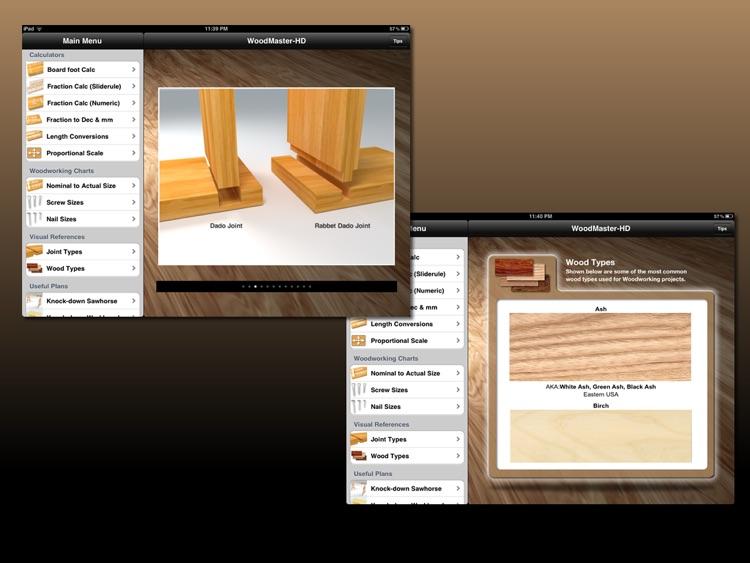 WoodMasterHD screenshot-3