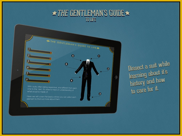The Gentleman's Guide to Life screenshot-3