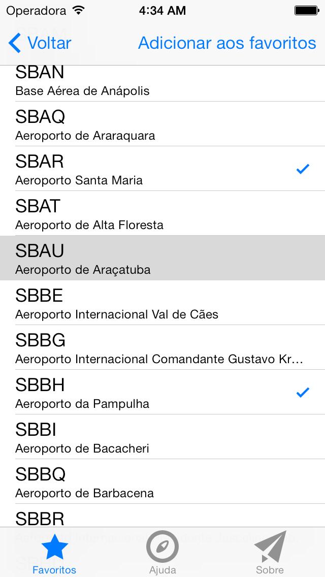 Biruta de bolso screenshot three