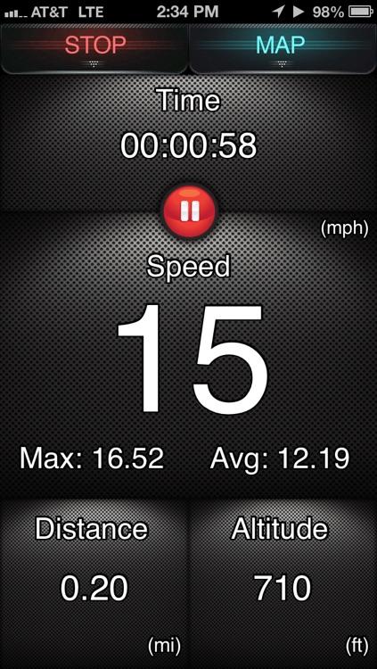 Run Tracker by 30 South
