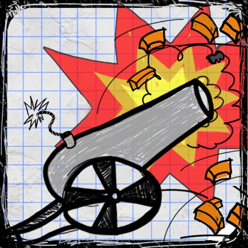 A Doodle Cannonball PRO - Full Version icon