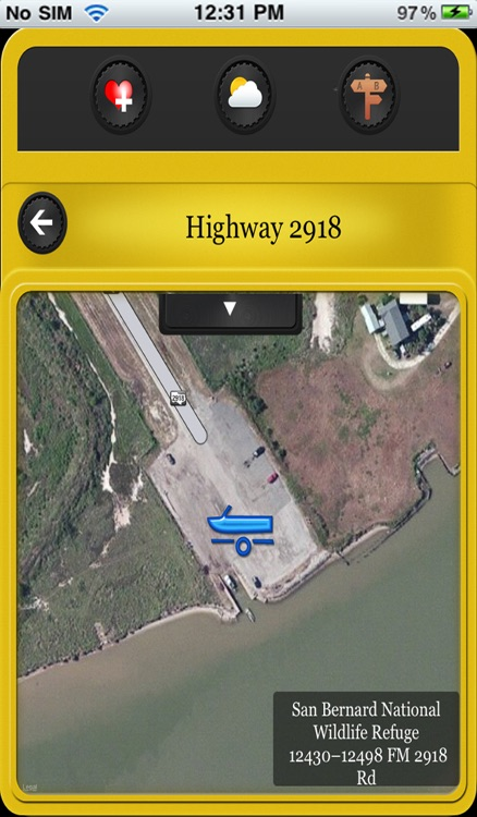Texas Boat Ramps screenshot-2