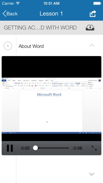 Microsoft Office Word Edition - Beginning Programming in 24 Hours screenshot-3
