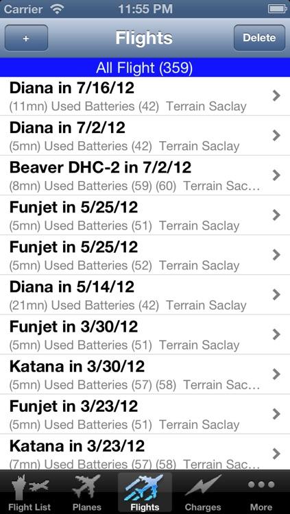 Flight List