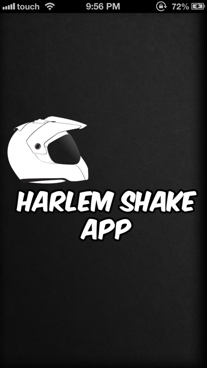 The Harlem Shake App