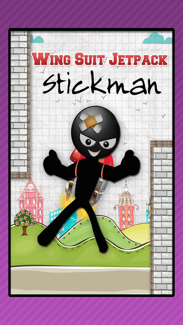 点击获取Wing-Suit Jetpack: Stickman Air-Plane Flapper