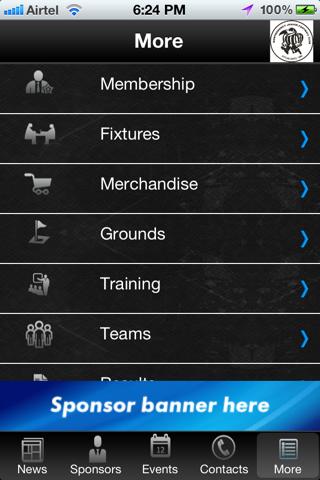 Montmorency Junior Football Club screenshot 4