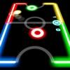 Glow Hockey - iPhoneアプリ