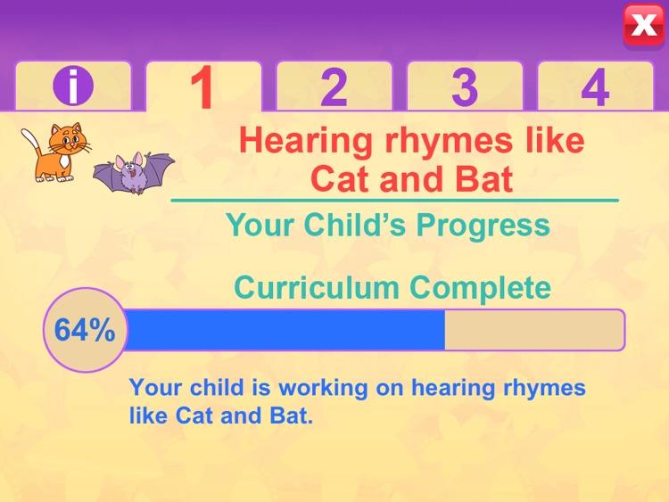 Dora ABCs Vol 2:  Rhyming Words HD screenshot-4