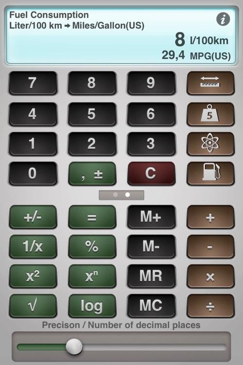 Measures Lite - Unit Converter