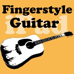 Fingerstyle Guitar for iPad